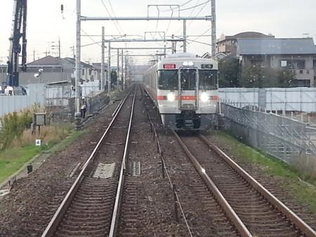 20141030_154443 大垣いき新快速 - 岡崎西岡崎間