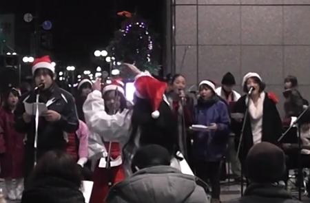 みんなでうたう「ハッピークリスマス」 (2) - kei matsubara