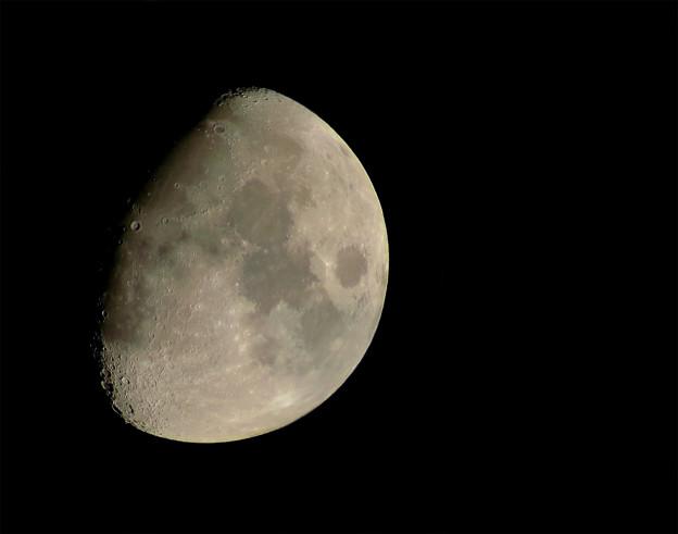 Photos: 二月最後の月様ぁーーん、