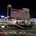 写真: 三ノ宮 駅ビル イルミネーション 2