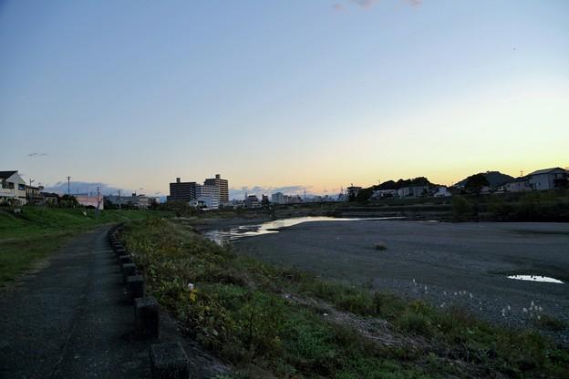 鏡川散歩道.1