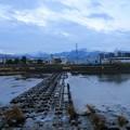 Photos: 鏡川ブロック堰