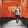 写真: 迴廊