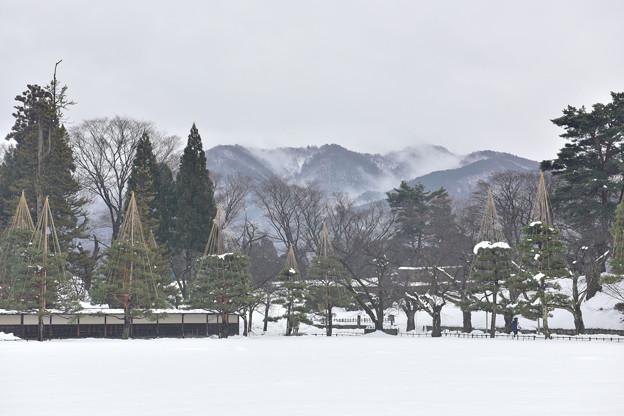 会津鶴ヶ城公園