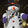 Photos: こちらは元気な Snowman