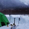 上高地冬景 1