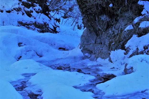 氷の造形 2