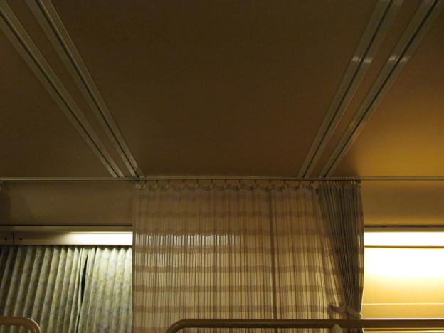 寝台視点~ノビノビ座席上段~