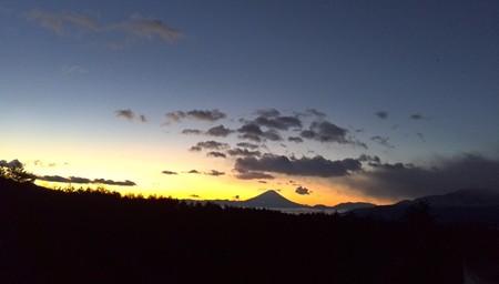 フジヤマ 夜明け前2