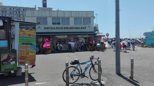 Have a nice Enoshima day@片瀬江ノ島
