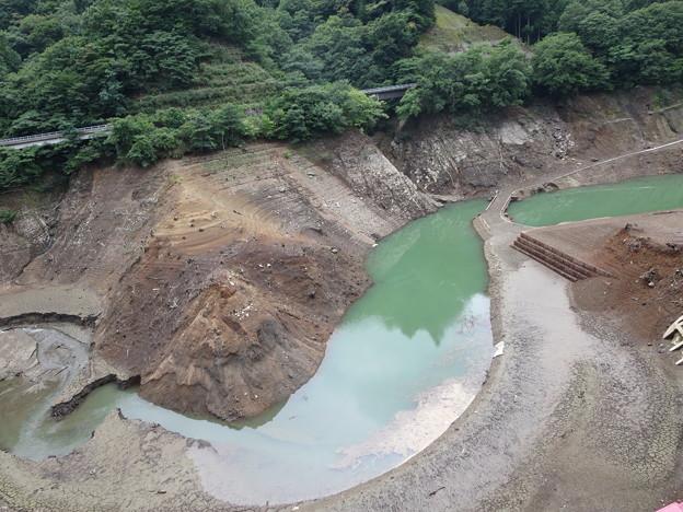 宮ヶ瀬湖 旧道