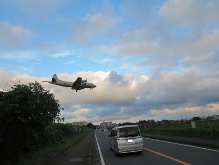 P-3C@厚木飛行場