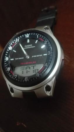 時計の交換