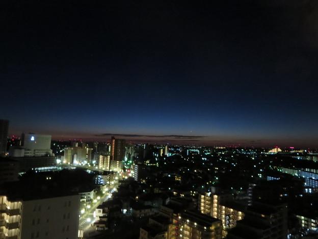 夜明け前 11月12日