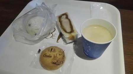 とある朝食@ベルベ