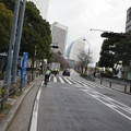 パシフィコ横浜を望む