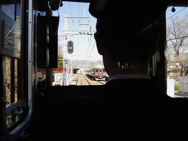 運転席から@阪急
