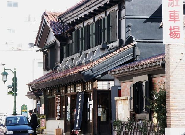07-福島 会津 野口英世青春通り-20021026-017