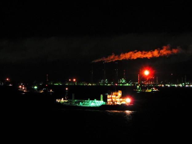 昨日観た風景 東京湾