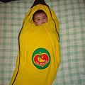 Princess of banana