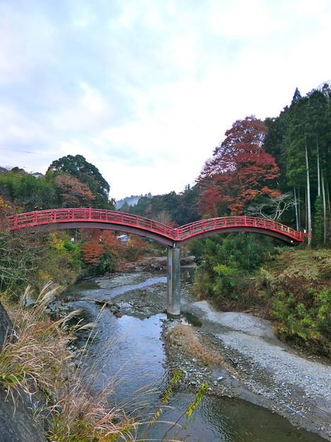 早朝ハイキング(13) 観音橋