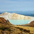 写真: 美しい白根山