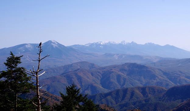 写真: 八ヶ岳