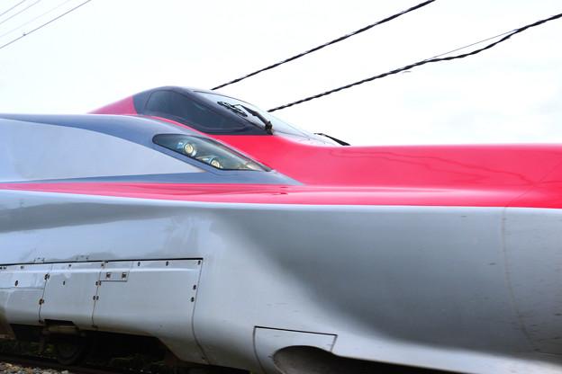 秋田新幹線「こまち」E6系