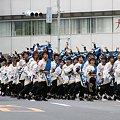 """写真: 早稲田大学 """"踊り侍""""_04 - 第10回 東京よさこい"""
