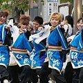 """写真: 早稲田大学 """"踊り侍""""_08 - 第10回 東京よさこい"""