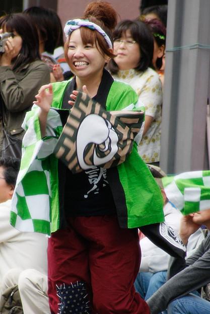 写真: 東京農業大学YOSAKOIソーラン同好会 大黒天_13 - 第10回 東京よさこい