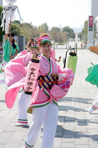 写真: 横浜百姫隊/撫若姫_02 - 第8回 ドリーム夜さ来い 2009