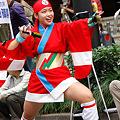 写真: あっぱれ富士_08 - 良い世さ来い2010 新横黒船祭