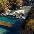 写真: 付知峡・宮の上橋付近 (2)