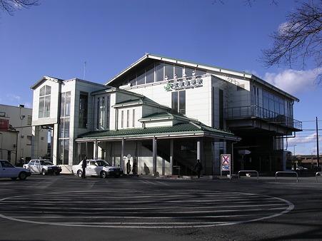 武蔵高萩駅舎