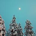 Photos: サーリセルカの月