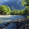 Photos: 梓川の流れ