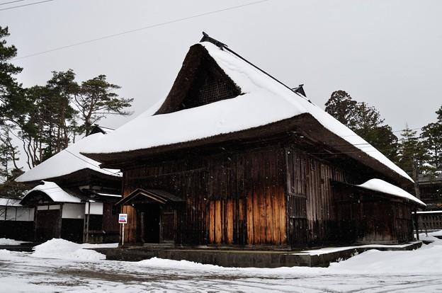 旧奈良家住宅(許可を得て掲載)