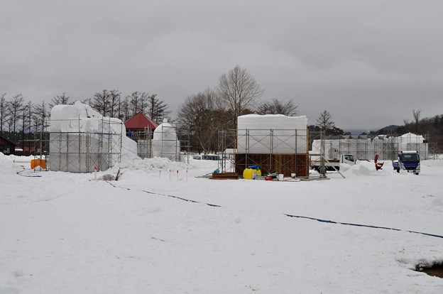 冬の小岩井農場まきば園 3