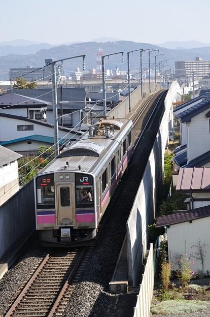 田沢湖線 830M 17-10-26 10-56 -...