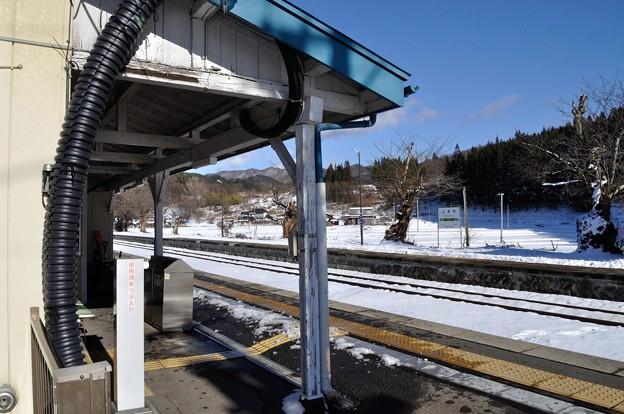 Photos: 山田線 上米内駅 04