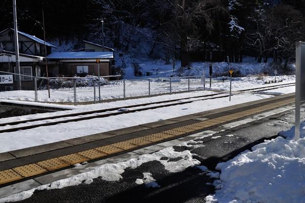 Photos: 山田線 上米内駅 06