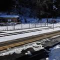 山田線 上米内駅 06