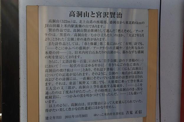 Photos: 山田線 上米内駅 11