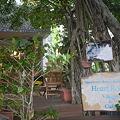 ハートロックカフェ入口