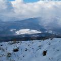 雪景色の霞ヶ城-06105