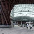 写真: 金沢駅 (4)