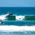 写真: 海の日サーフィン-01883