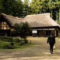 写真: 民家園初秋-02223