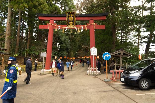 大崎八幡宮 (2)